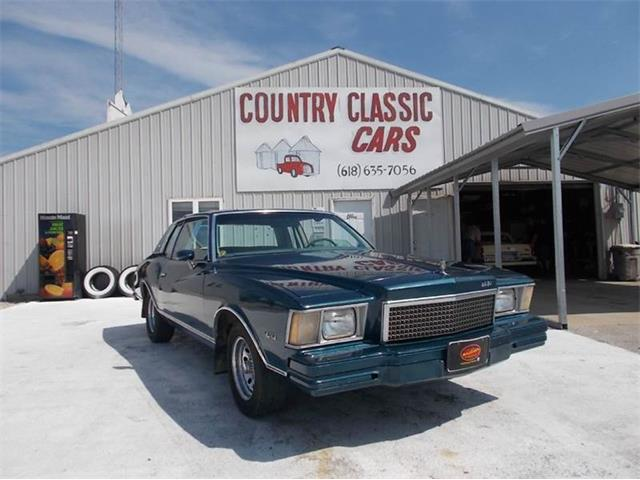 1978 Chevrolet Monte Carlo | 938790