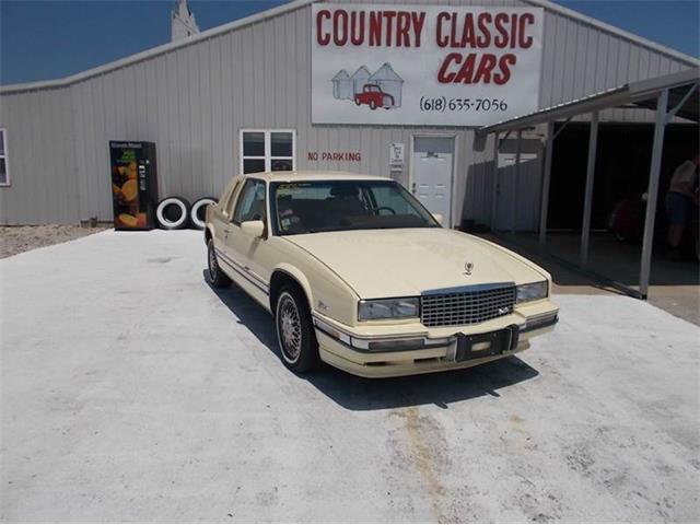 1991 Cadillac Eldorado | 938792