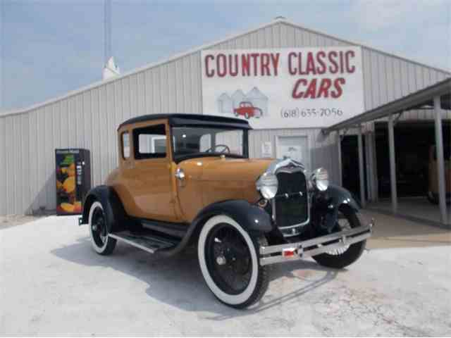 1929 Ford Model A | 938793