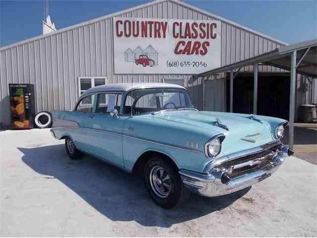 1957 Chevrolet Avalanche | 938796