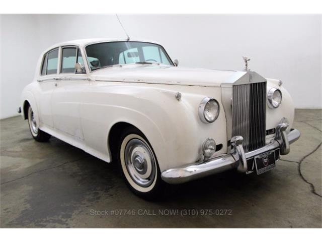 1960 Rolls Royce Silver Cloud II | 930088