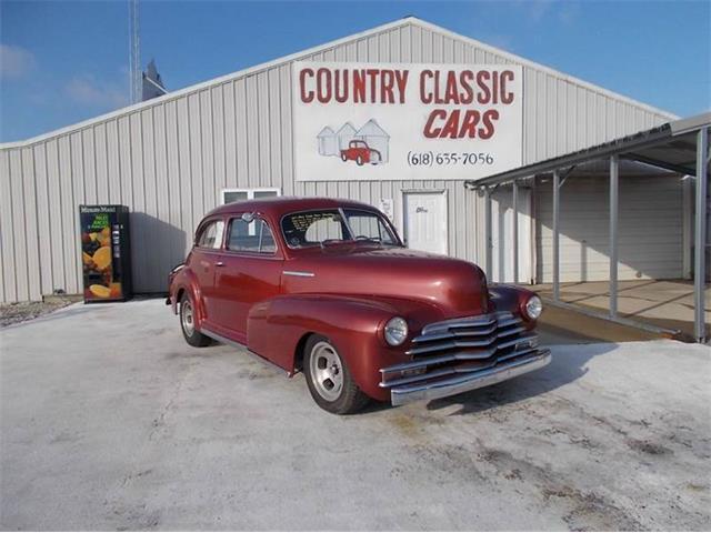 1947 Chevrolet Sedan | 938800