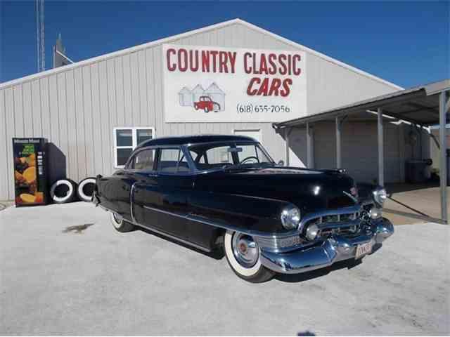 1951 Cadillac Series 62 | 938801