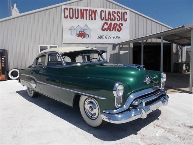 1951 Oldsmobile 98 | 938803