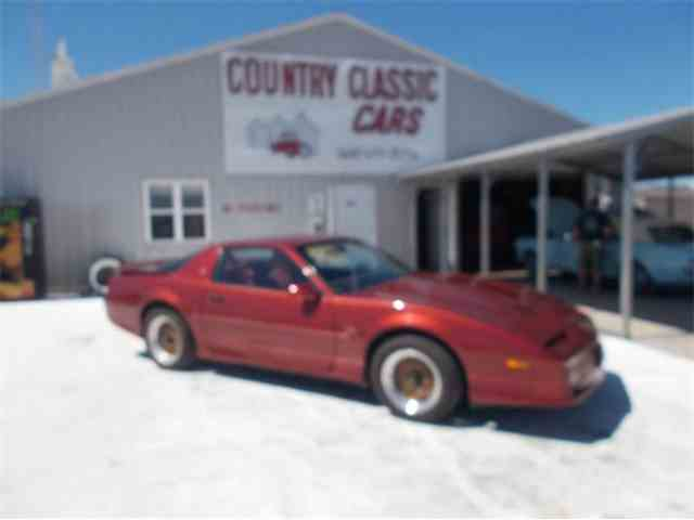 1987 Pontiac Firebird Trans Am | 938806