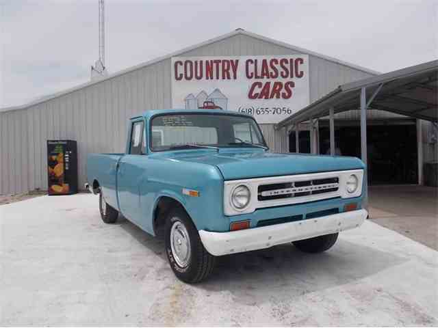1970 International Pickup | 938808