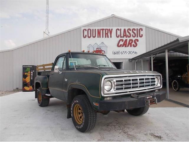 1976 Dodge Custom | 938811