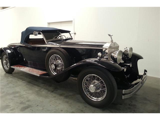 1932 ROLLS-ROYCE HENLEY   930882
