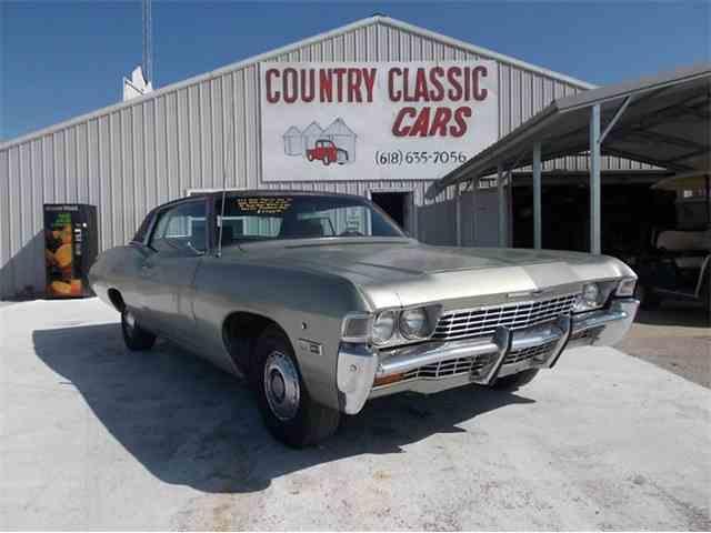1968 Chevrolet Caprice | 938821