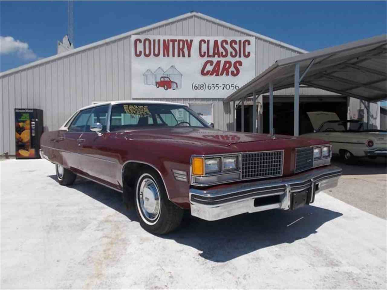1976 oldsmobile 98 for sale cc 938825. Black Bedroom Furniture Sets. Home Design Ideas