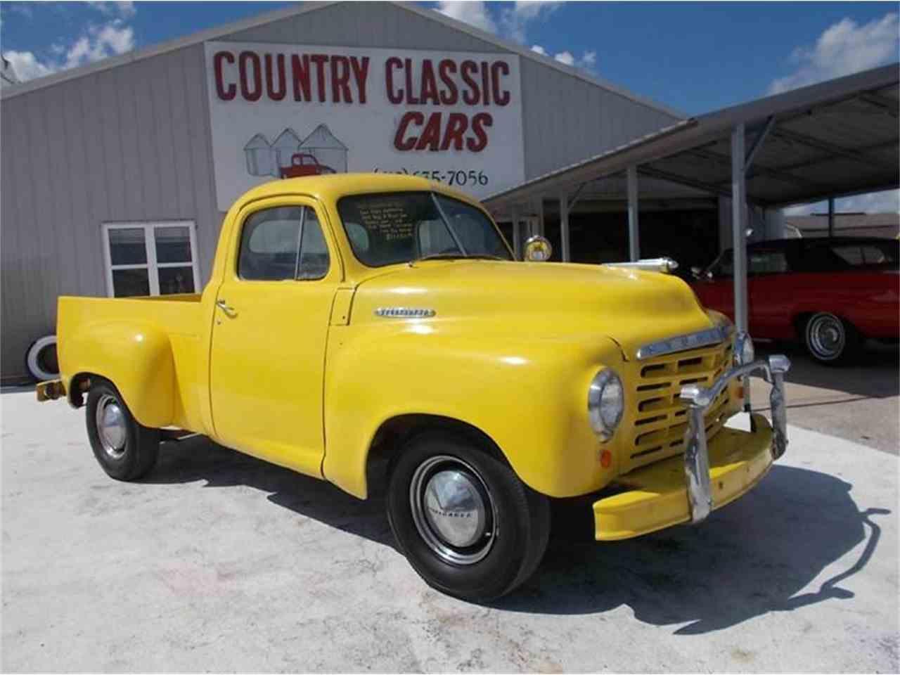 1950 studebaker pickup 938828
