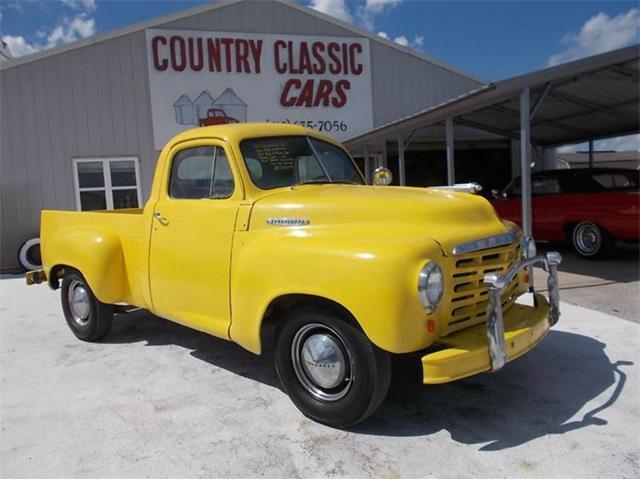 1950 Studebaker Pickup | 938828