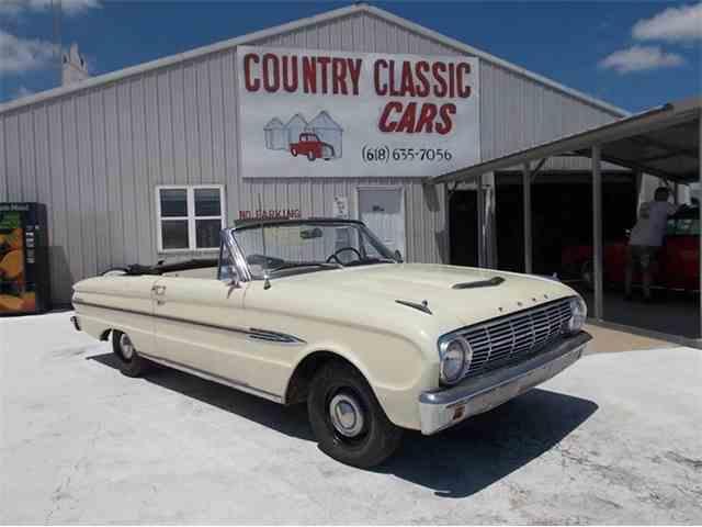 1963 Ford Falcon | 938829