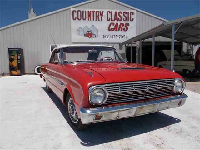 1963 Ford Falcon | 938830
