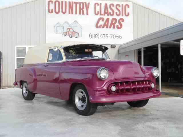 1953 Chevy Sedan Delivery | 938831
