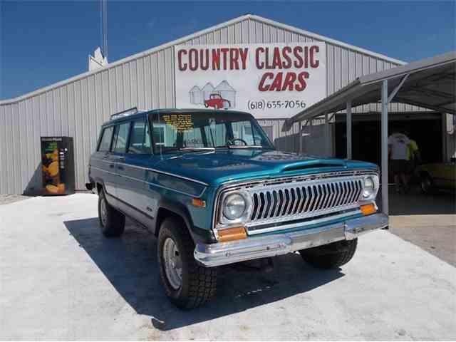1976 Jeep Wagoneer | 938832