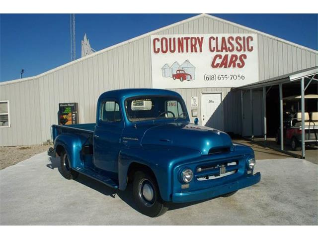 1954 International Pickup | 938833