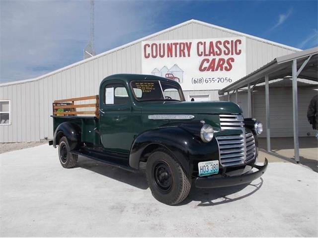 1947 GMC Pickup | 938841