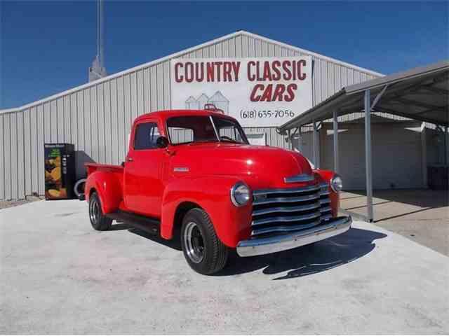 1951 Chevrolet 3100 | 938842
