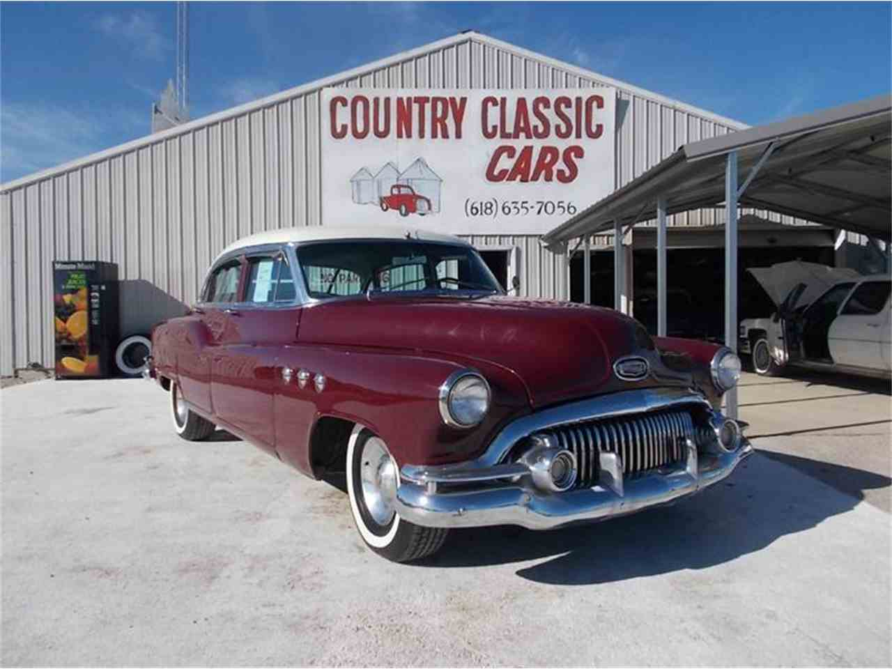 1951 buick super for sale cc 938850. Black Bedroom Furniture Sets. Home Design Ideas
