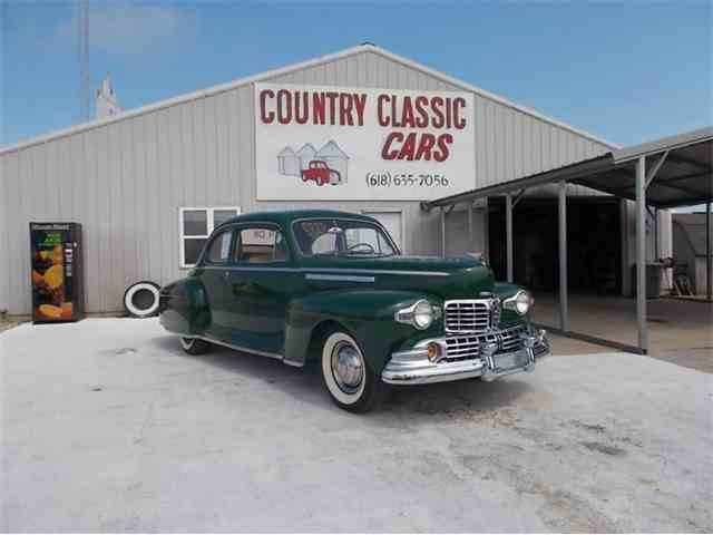 1946 Lincoln Coupe | 938853