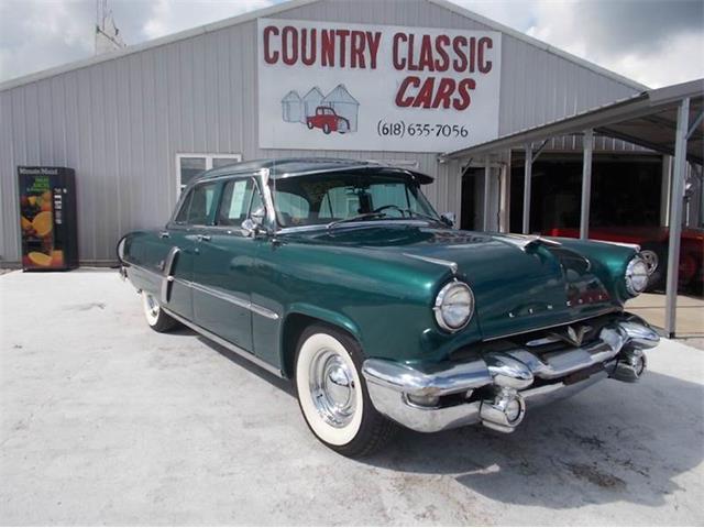 1953 Lincoln Capri | 938854