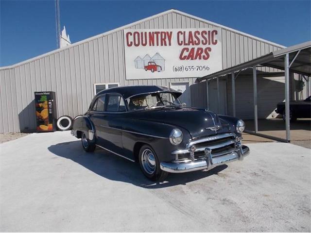 1950 Chevrolet 4-Dr Sedan | 938862