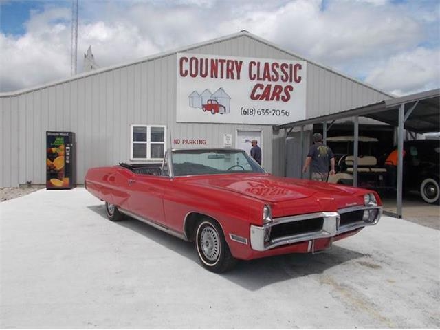 1967 Pontiac Bonneville Convertilbe | 938863
