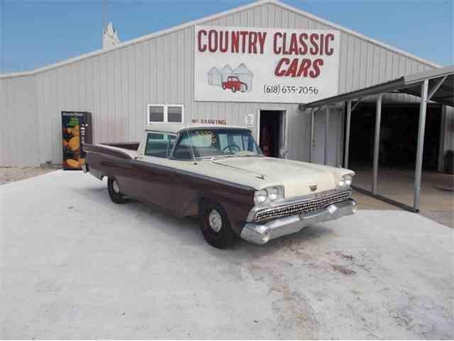 1959 Ford Ranchero | 938865
