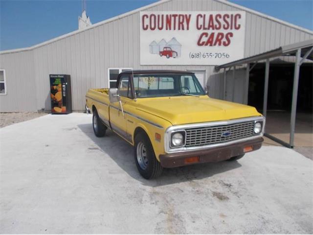 1971 Chevrolet C/K 20 | 938869