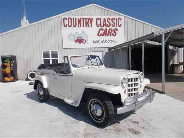 1950 Willys Jeepster | 938873