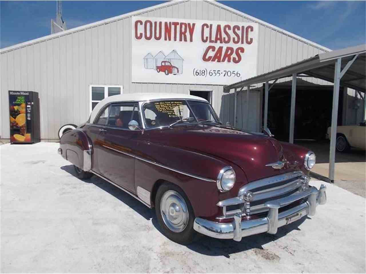 1950 Chevrolet Street Rod for Sale - CC-938874