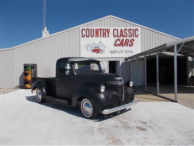 1940 Plymouth Pu | 938876