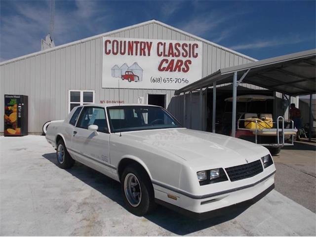 1984 Chevrolet Monte Carlo | 938879