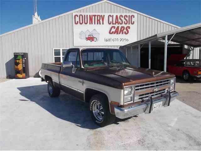 1986 Chevrolet C/K 10 | 938880