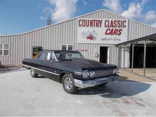 1963 Chevrolet Impala | 938883