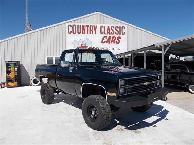 1987 GMC C/K 1500 | 938892