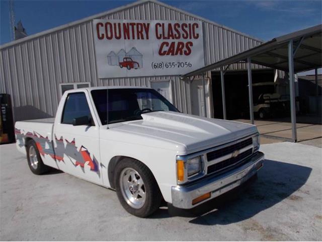 1992 Chevy S10 | 938893