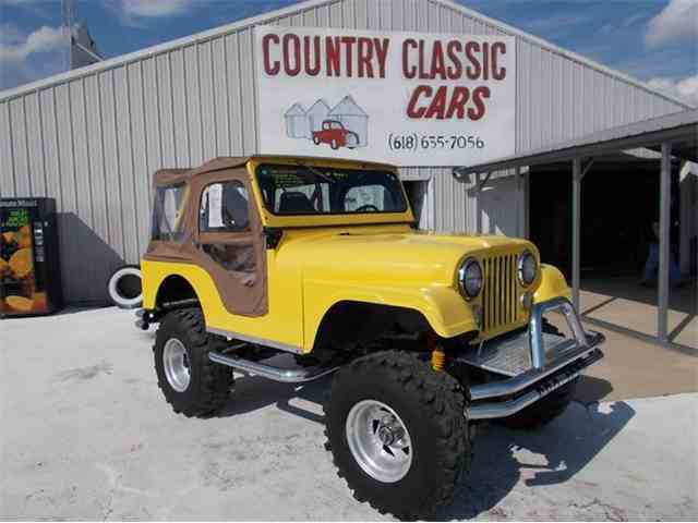 1959 Willys Jeep | 938896