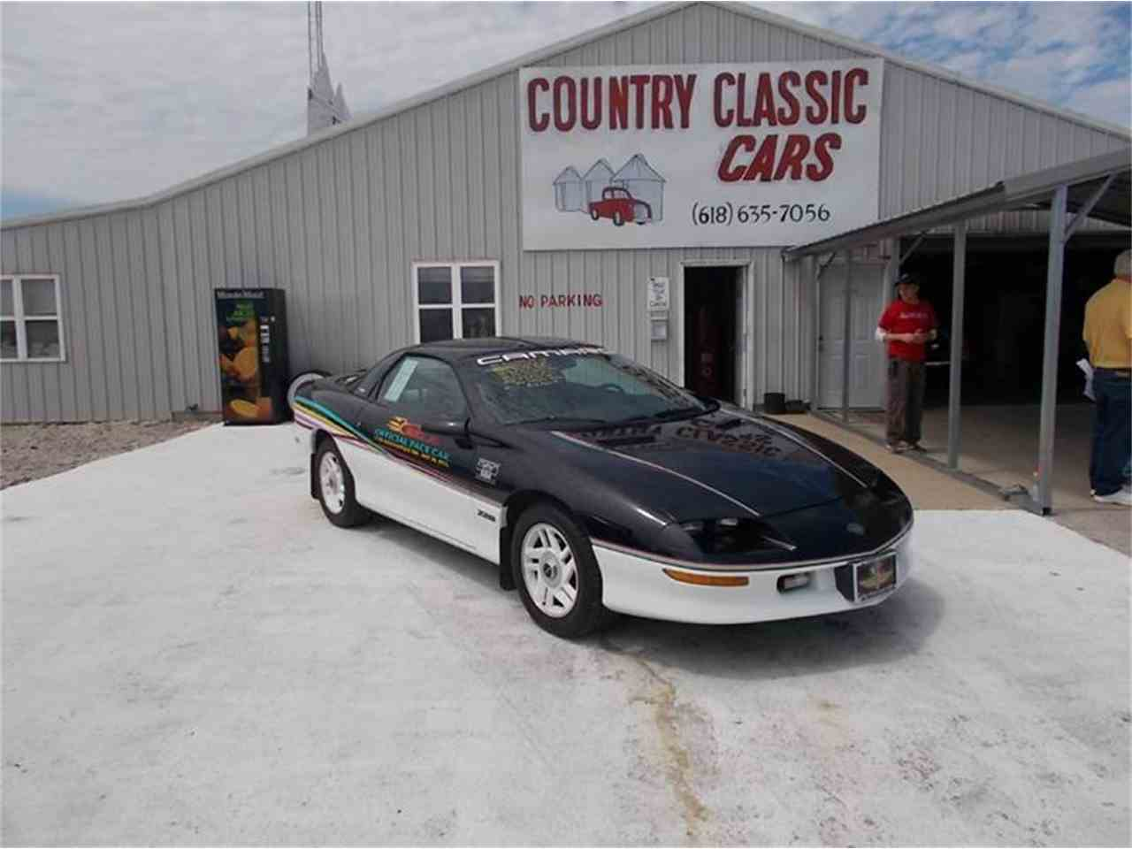 Large Picture of '93 Camaro - K4GH