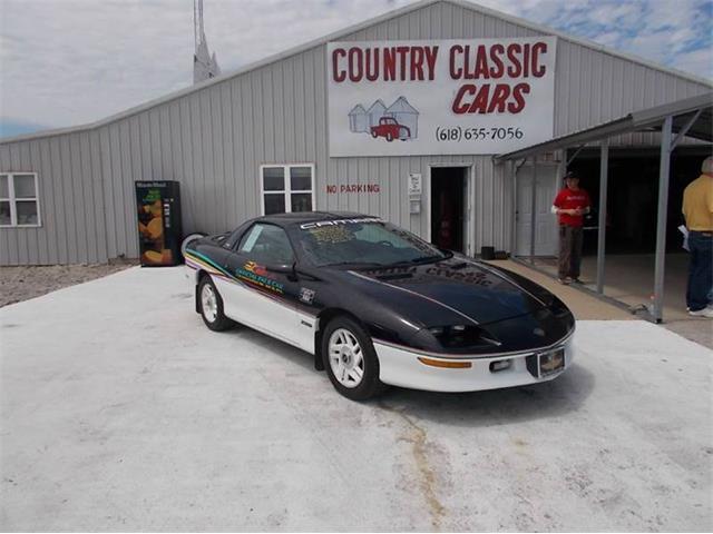 1993 Chevrolet Camaro | 938897