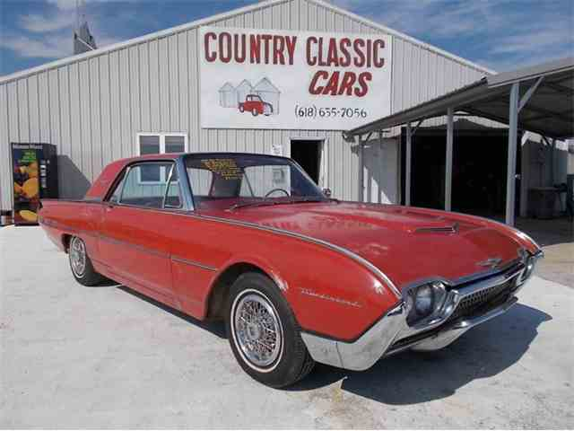 1962 Ford Thunderbird | 938898
