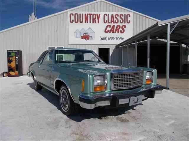 1978 Ford Granada | 938901