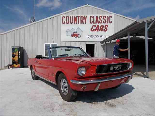 1966 Ford Mustang | 938905