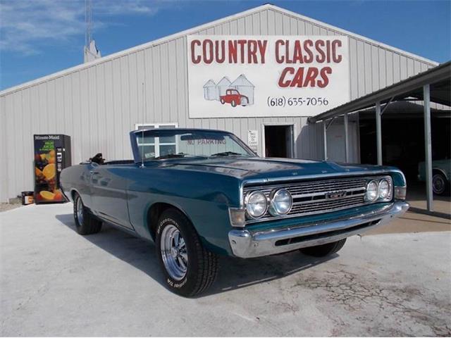 1968 Ford Fairlane | 938906