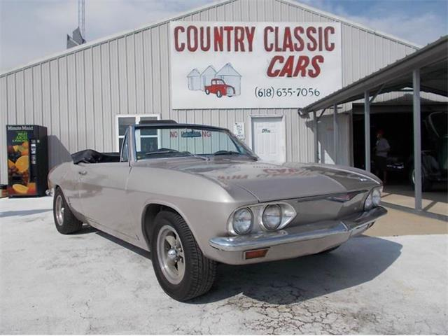 1965 Chevrolet Corvair | 938910