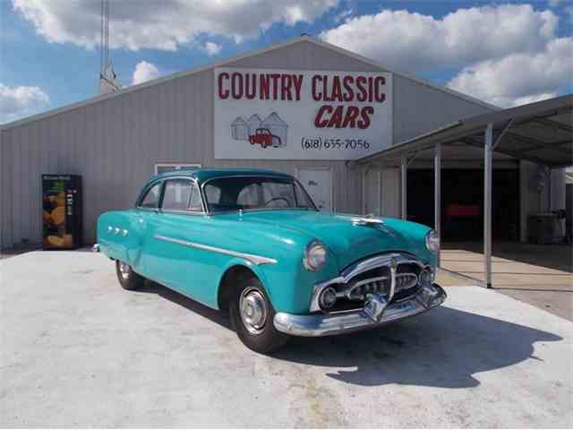 1953 Packard Club Coupe | 938916