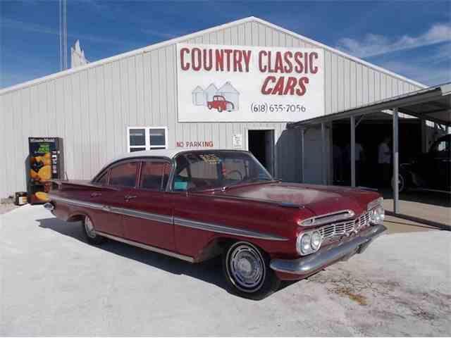 1959 Chevrolet Impala | 938917