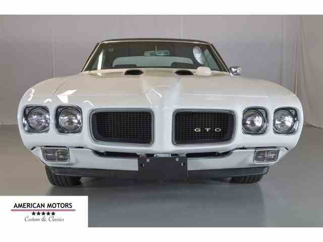 1970 Pontiac GTO The Judge Manual Trans | 930892