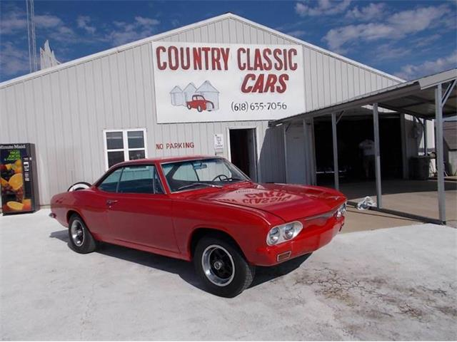 1965 Chevrolet Corvair | 938921